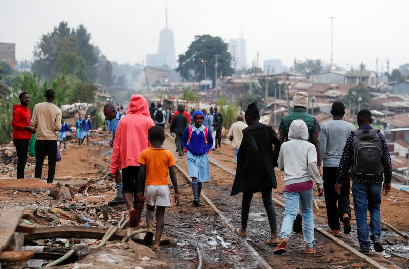 Kenya partially reopens schools, six months after COVID ...
