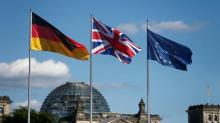German government worried a 'hard Brexit' would cause market turbulence - report