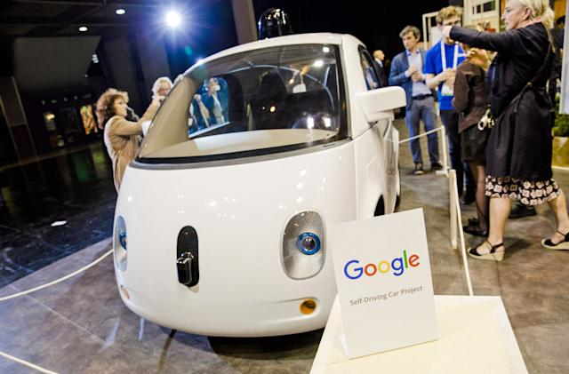 Google spins out its self-driving car division