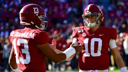 Tua's take on Alabama's NFL draft prospects