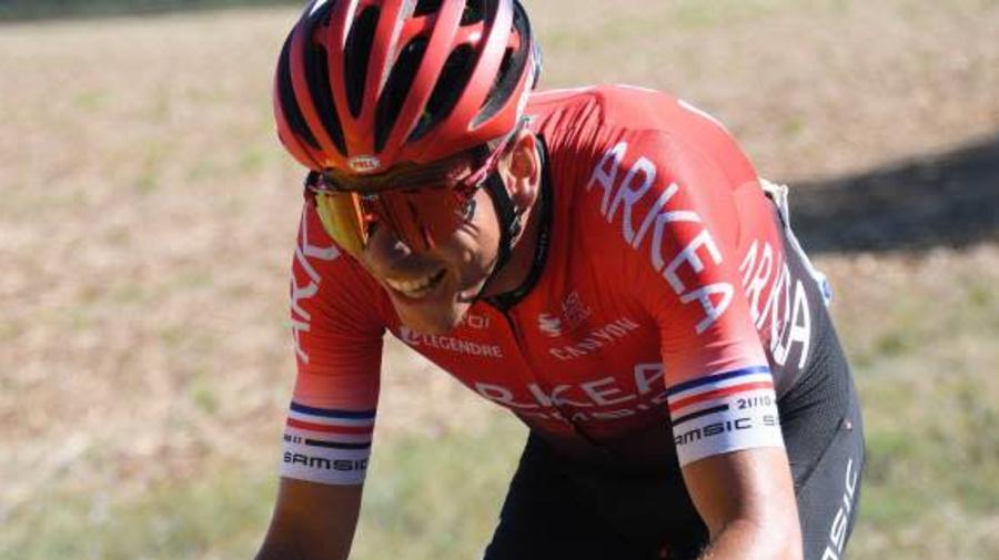 Cyclisme - Flèche Wallonne - Warren Barguil, 4e de la Flèche Wallonne: «Un peu de frustration»