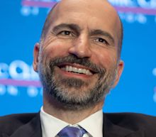 Uber CEO sees 'signs of life' after ridership plummeted 80% in April