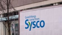 Sysco's (SYY) Recipe for Growth Solid, International Sales Soft