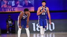 Report: 76ers stars Joel Embiid and Ben Simmons don't get along