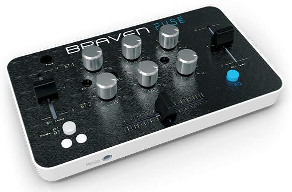 CES 2015: Braven announces Fuse audio mixer, luxury speakers line, Bridge