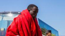 Rescuers pick up hundreds of migrants across Mediterranean ahead of EU talks