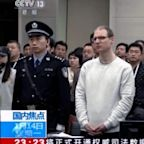 China sentences Canadian man to death on drugs charges in trial linked to Huawei row