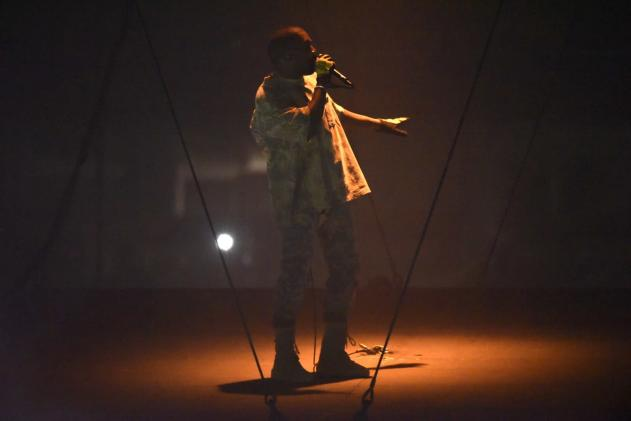 Kanye West says Facebook and Google 'lied to you'