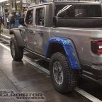 First production Jeep Gladiator rolls off the line in Toledo