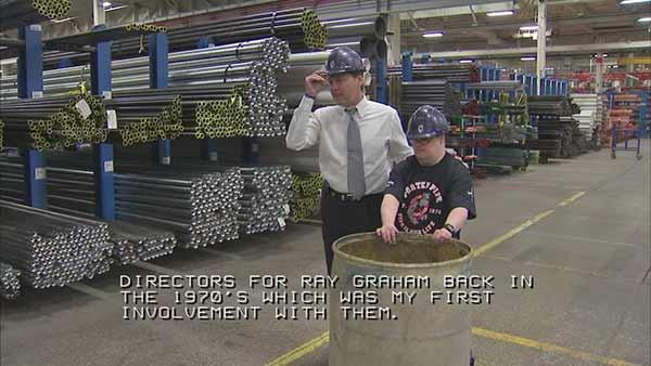 Ray Graham Association matches businesses with employees