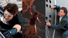 Mira todas las veces que Tom Cruise arriesgó su vida por la saga Misión Imposible