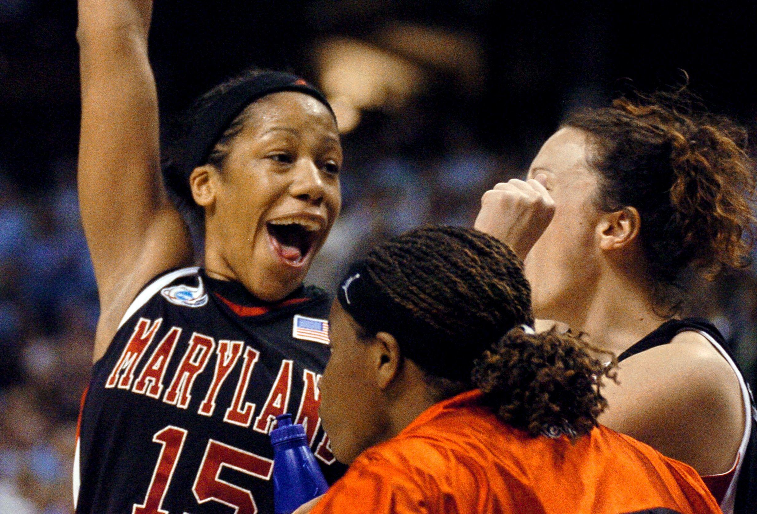 Coppin State hires former Maryland star and WNBA player Laura Harper as women's basketball coach