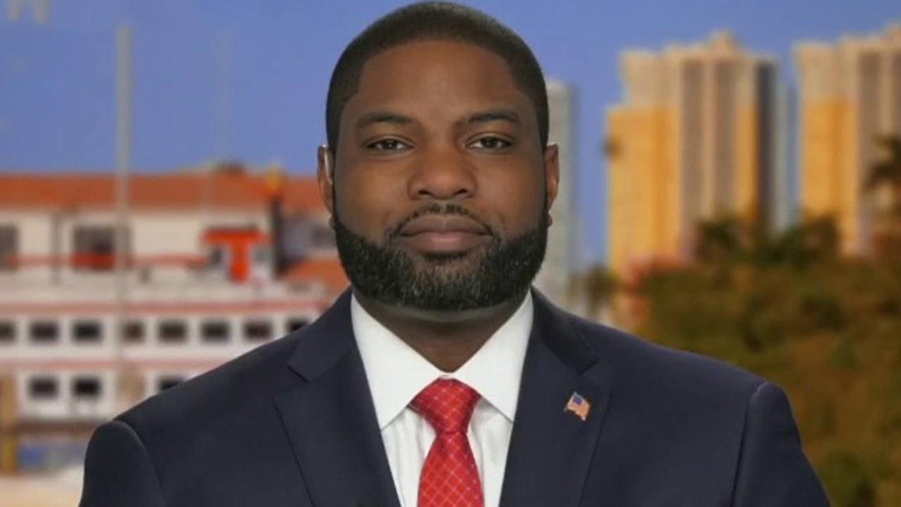Black conservative elected in Florida slams 'divisive, racist rhetoric from the left'