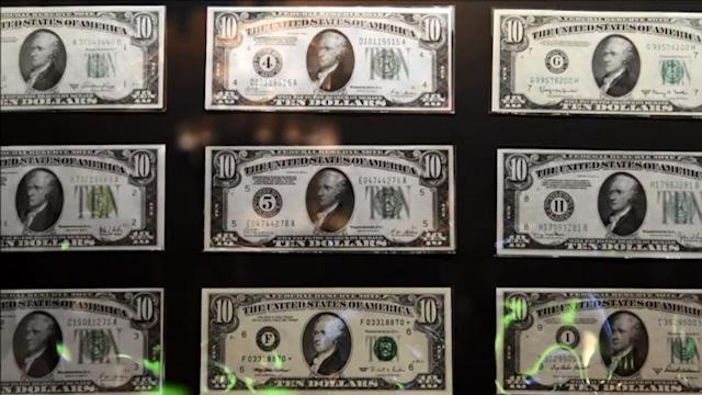 'The Fed at 100' exhibition at the Museum of American Finance