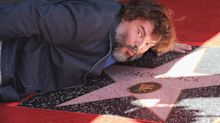 'Donald Trump's a piece of s***': Jack Black gets political during Hollywood Walk of Fame speech