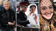 Celebs congratulate royal newlyweds Prince Harry and Meghan Markle