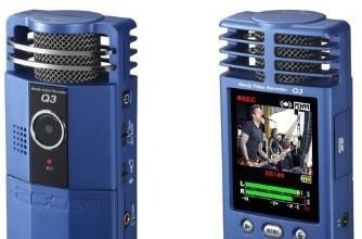 Zoom brings stereo audio to Q3 pocket camcorder