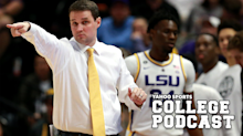 College Podcast: NBA strikes for social justice, Will Wade pays players, Week 0 Race for the Case