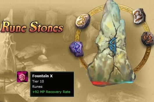 Lost Pages of Taborea: A peek behind the fountain rune