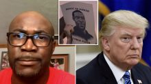 'It was so fast': George Floyd's grieving brother details Trump phone call