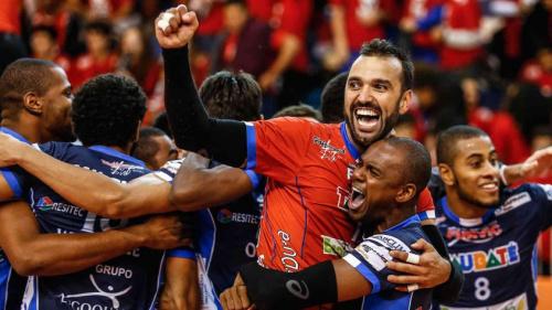 Funvic Taubaté encara o Sada Cruzeiro na grande final da Superliga