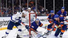 'Disciplined' Islanders preparing for toughest tests yet as semifinal shifts back to Tampa for Game 5