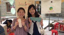 推廣環保布衛生棉! BBC年度百大女性 台灣女孩林念慈上榜