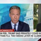 Jake Tapper Abruptly Ends Interview With Trump Aide: 'Just Answer The Question'