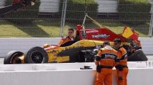 Nach Crash: Hunter-Reay darf in Pocono starten