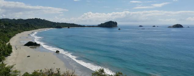 Quepos area in Costa Rica (Getty Images)