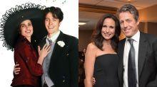 Four Weddings co-stars Hugh Grant and Andie MacDowell reunited 22 years on