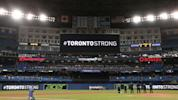 Blue Jays honour victims of deadly van attack