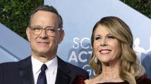 Tom Hanks shares coronavirus update while under isolation in Australia: 'Thanks to the helpers'