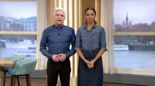 Holly Willoughby misses 'This Morning' due to illness