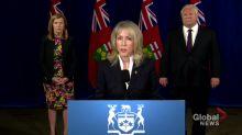 Coronavirus: Ontario to accelerate development of new long-term care homes