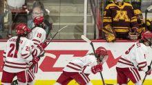 Traffic around net helps No. 2 Badgers women's hockey team hammer No. 1 Minnesota