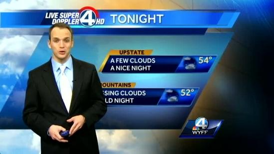 Chris' Forecast for 4-7