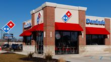 Domino's Pizza sinks on weak earnings report