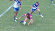 Referees 'under review' after missed knock-on and seven tackle set