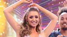 Catherine Tyldesley confesses she almost vomited on 'Strictly' dance partner