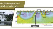 Champs d'or en Beauce utilise une nouvelle technologie de levé électromagnétique sur l'ancienne mine d'or du rang St-Gustave