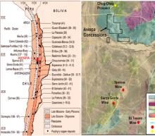 Montero Initiates Exploration Program on theAvispa Copper-Molybdenum Property, Chile