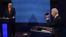 Joe Biden Accuses Trump of Using Russian 'Plant' in Final Debate