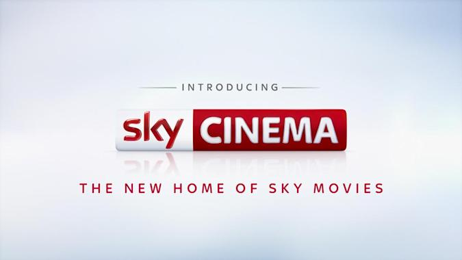 Sky Movies will become Sky Cinema next month