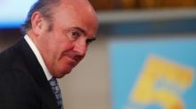 ECB's de Guindos says Spain within deadline to sell further stake in Bankia