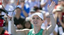 Simona Halep, weary and aching, reaches Montreal final