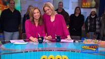 Ginger Zee and Sara Haines are Twins!