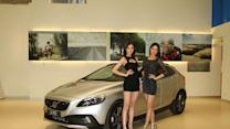[CARVIDEO 汽車視界] 車壇直擊—Volvo V40 2014國際台北新車大展搶先報
