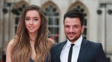 Peter Andre hails 'Wonder Woman' Emily MacDonagh days after ex-wife Katie Price lashed out at her over 'dig'