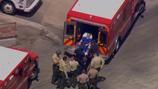 LA jail brawl: Fight erupts at Twin Towers jail; 62 involved